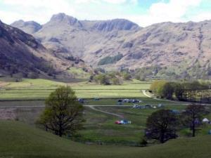 Baysbrown Farm Campsite Langdale Valley